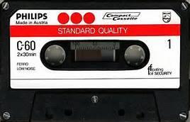 c60 cassette